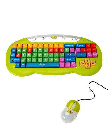 Light-Up Keyboard & Mouse