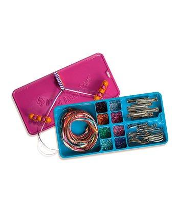 My Ribbon Barrette Maker & Refill Set