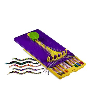 My Friendship Bracelet Maker Tie Dye Edition & Refill Set