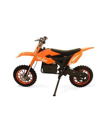 Orange Electric Dakar Motorcycle