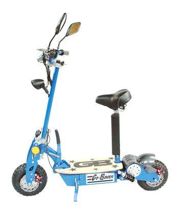 Electric Commuter Scooter