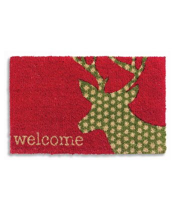 Deer Country Coir Mat
