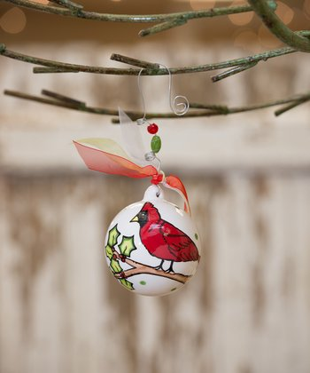 Cardinal Personalized Ornament