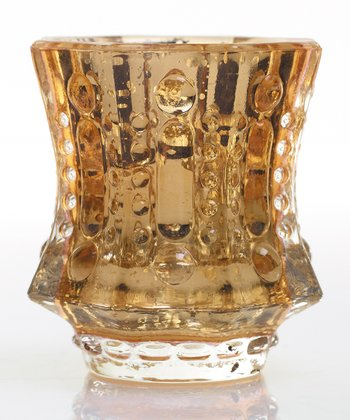 Gilt Medium Votive Candleholder