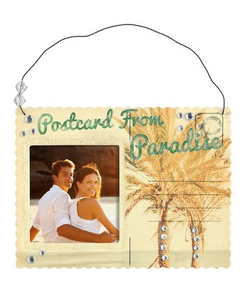 'Postcard from Paradise' Picture Frame