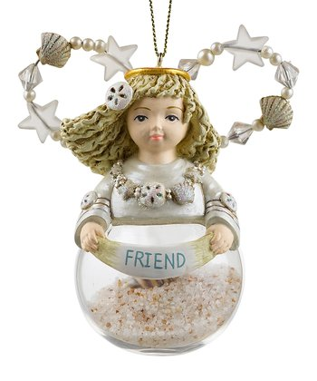 'Friend' Angel Ornament