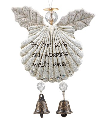 'All Worries Wash Away' Ornament