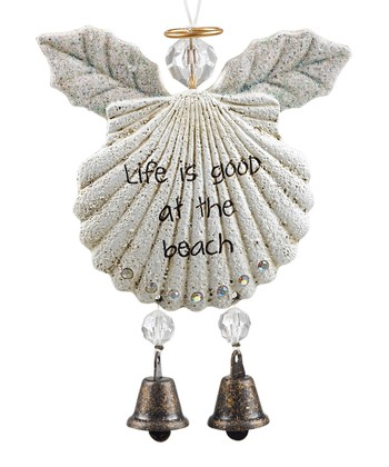 'Life Is Good at the Beach' Ornament