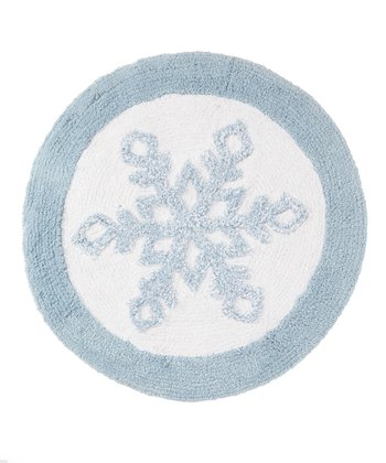 Snow Days Tufted Bath Rug