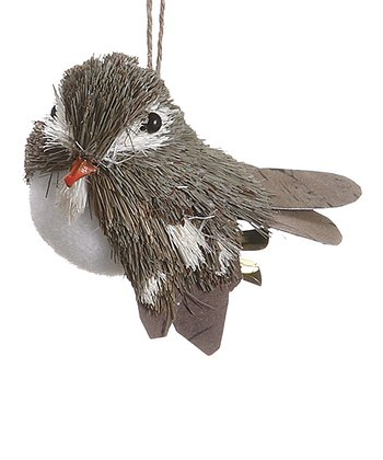 Sisal Bird Ornament