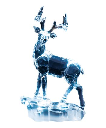 Deer 9'' LED Figurine Set