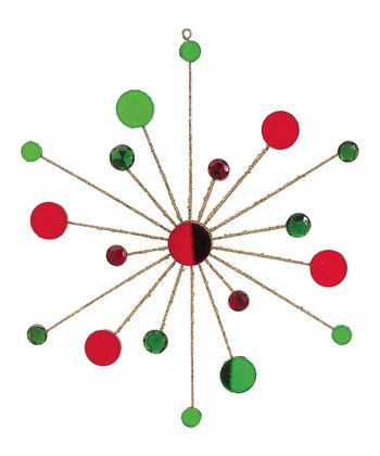 Jewel Snowflake Ornament