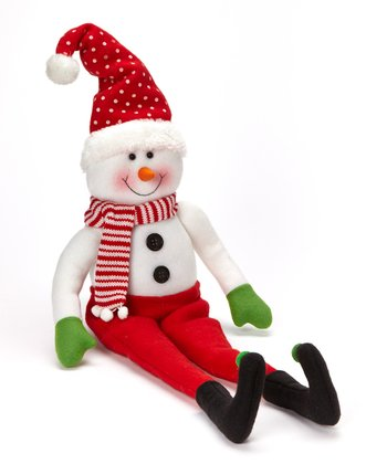 Red Hat Shelf Sitter Figurine