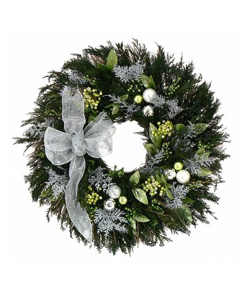 Sweet Holiday Wreath