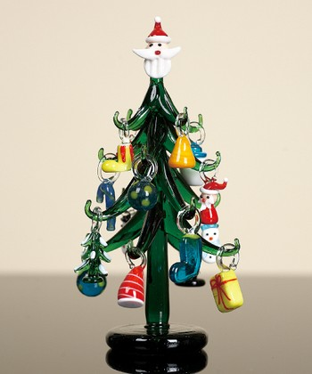 Christmas Tree & Ornament Set
