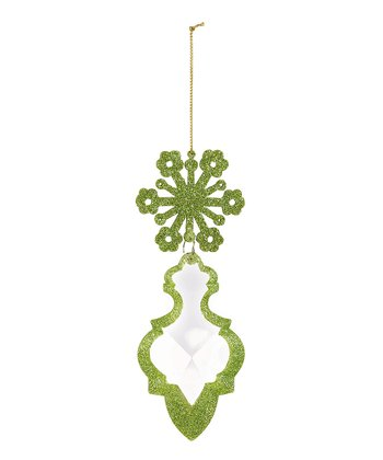 Green Dangle Ornament