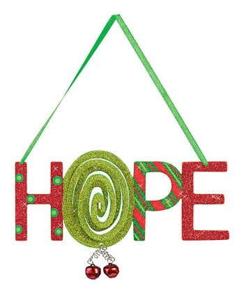 'Hope' Ornament