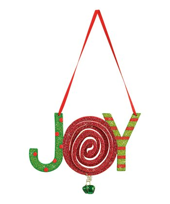 'Joy' Ornament