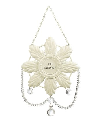 'Be Merry' Chandelier Ornament