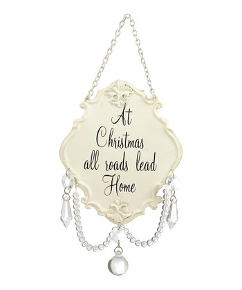'All Roads Lead Home' Chandelier Ornament