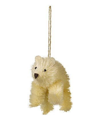 Brushy Bear Ornament