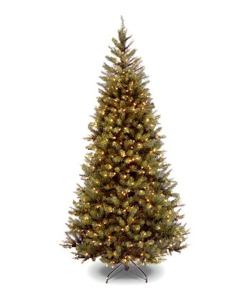 7.5' Aspen Spruce Lighted Tree
