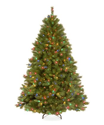 7.5' Winchester Pine Lighted Tree