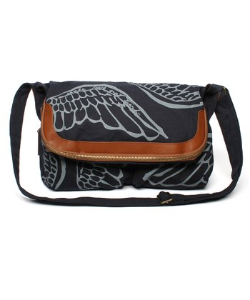 Midnight Safari Messenger Bag