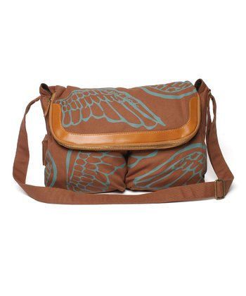 Sienna Safari Messenger Bag