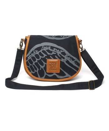 Midnight Safari Crossbody Bag