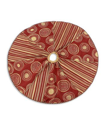 Rust Myth Tuscan Reversible Tree Skirt