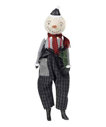 Snowman Shelf Sitter Figurine