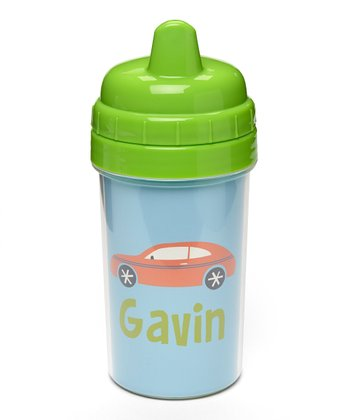 New Car Personalized Sippy Cup