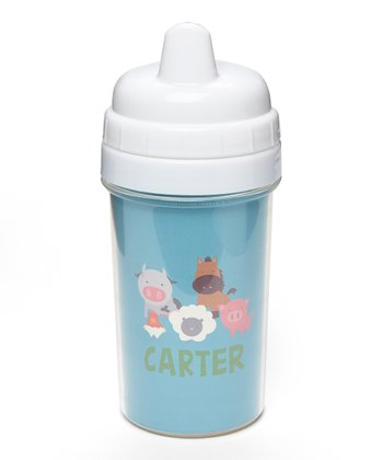 Barnyard Personalized Sippy Cup