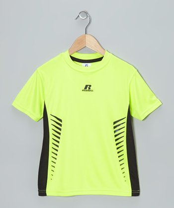 Yellow Full Speed Top