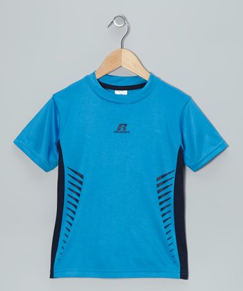 Blue Full Speed Top