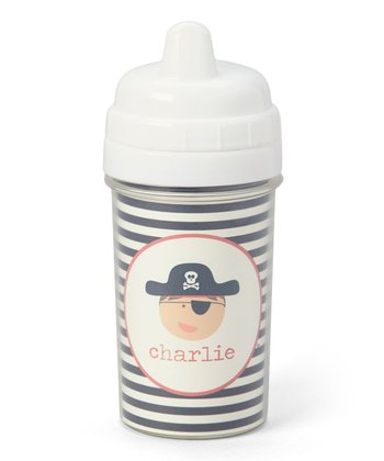 Pirate Personalized Sippy Cup