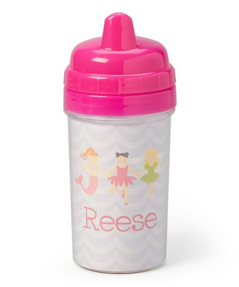 Princess Lineup Personalized Sippy Cup