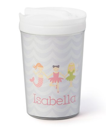 Princess Lineup Personalized Toddler Cup
