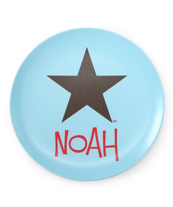 Star Personalized Plate