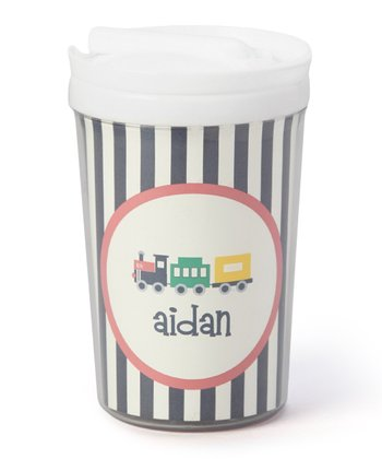 Train Personalized Toddler Cup