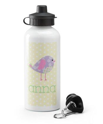 Birdie Personalized Water Bottle