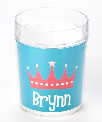 Blue Crown Personalized Cup
