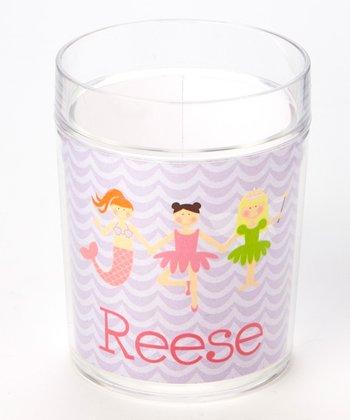 Purple Princess Personalized Cup