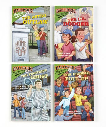 Ballpark Mystery: Fenway Foul-Up Paperback Set