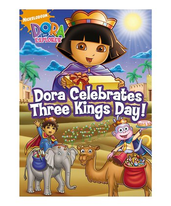 Dora: Celebrates Three Kings DVD