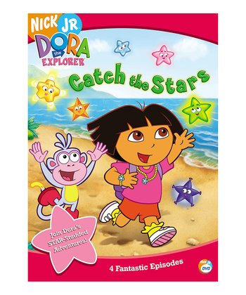 Dora Catch The Stars DVD