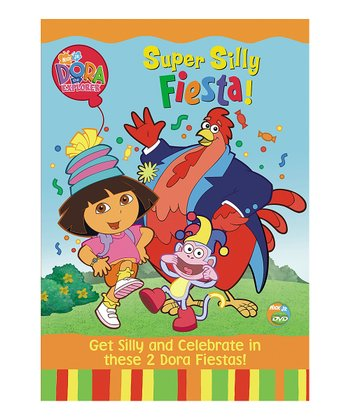 Dora's Super Silly Fiesta DVD