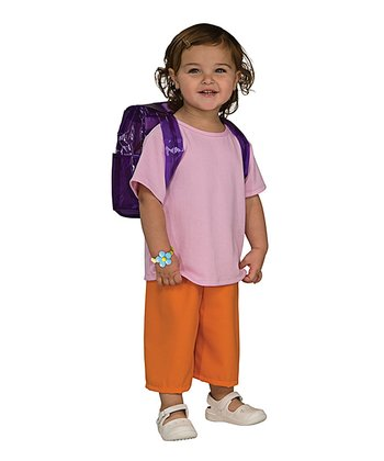 Deluxe Dora the Explorer Dress-Up Set - Toddler & Kids