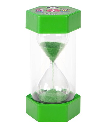 Green Fun Sand One-Minute Timer